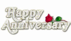happy marriage anniversary gif