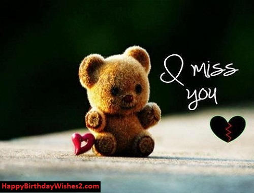Messages for him missing you I Miss