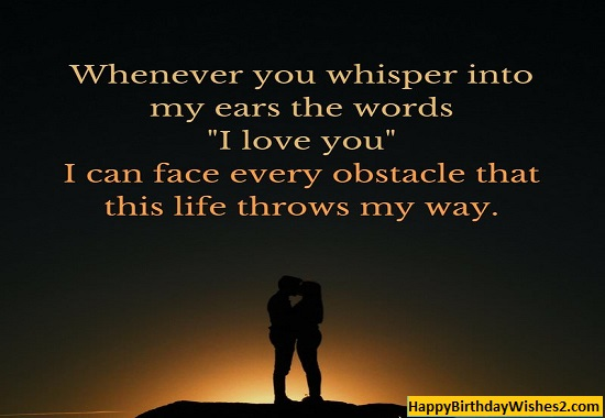 i love you message to my boyfriend