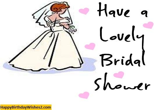 bridal shower pics