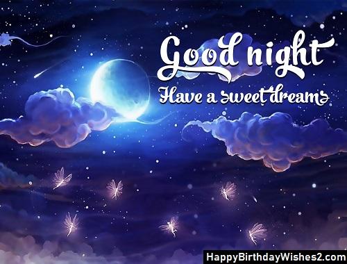 good night darling images