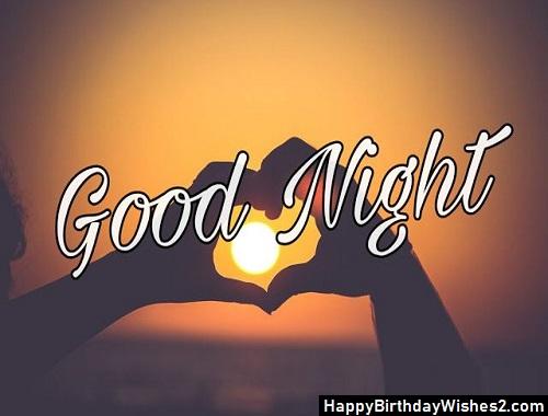 good night pic image