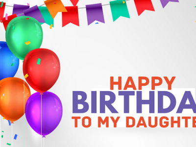 {80+} Birthday Wishes, Messages, Quotes for Daughter in Hindi