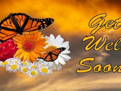 {80+} Get Well Soon Messages, Wishes, Quotes for Friends