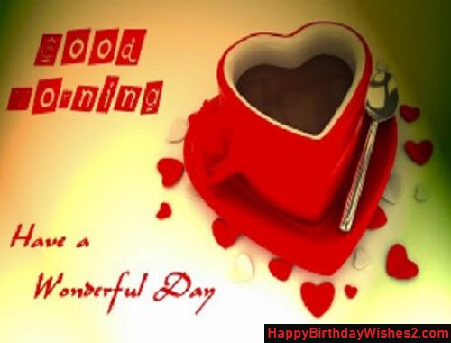 good morning romantic pic