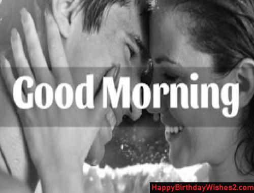 romantic good morning pictures
