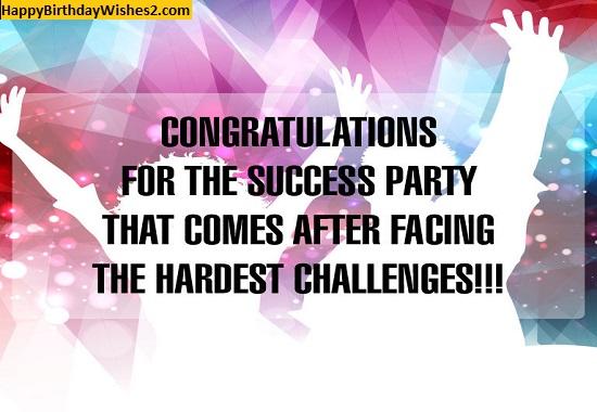 congratulations images for success